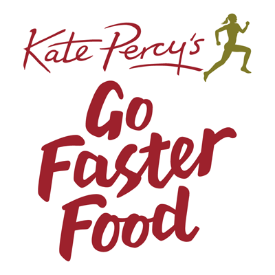 Kate Percy's Go Faster Food